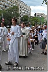 26 iunie 2011 In procesiune