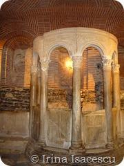 27 Crypt of Saint Demetrius . Άγιος Δημήτριος
